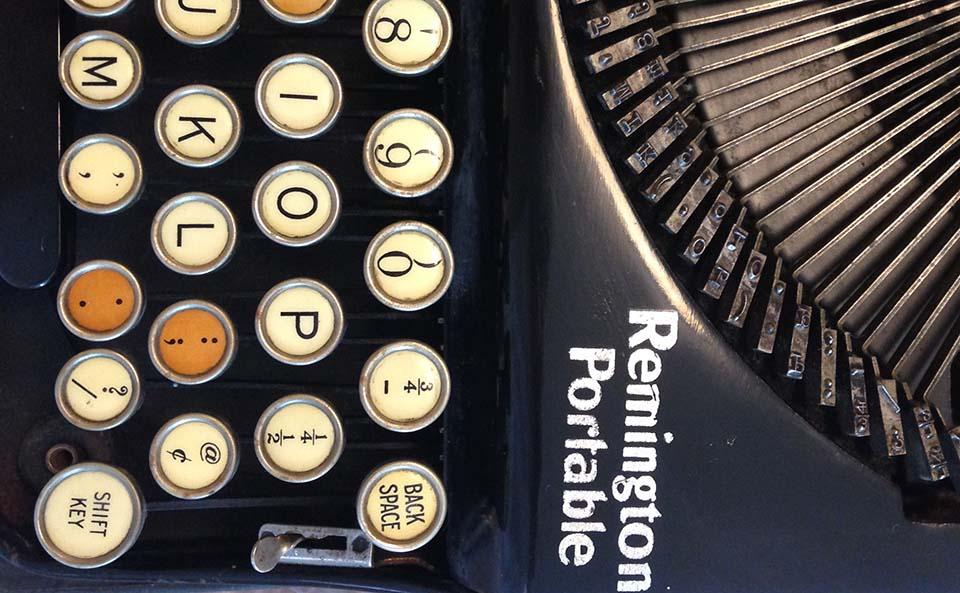 Final-typewriter