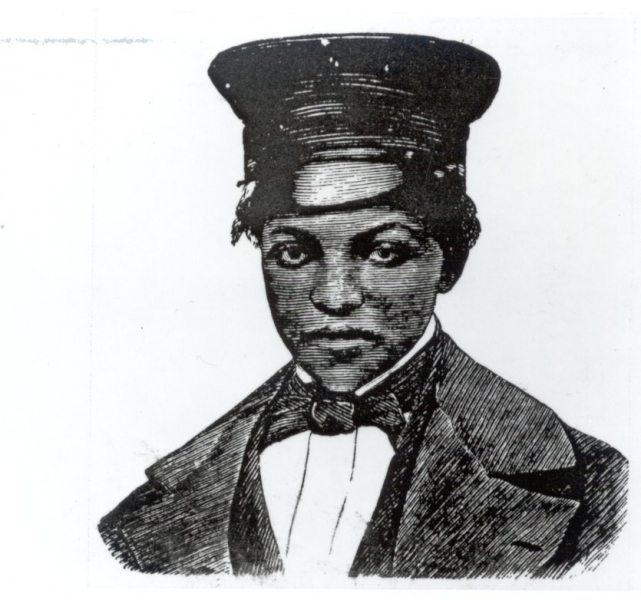 Anna Maria Weems (1840-?)