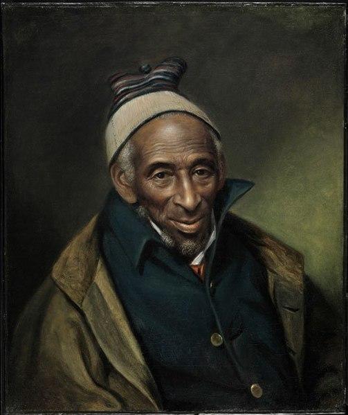 Yarrow Mamout (1736-1823)